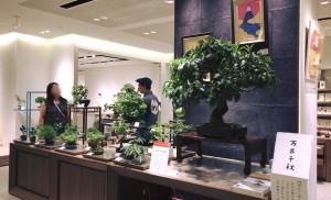 銀座三越7階、ジャパンエディションでの展示販売(9月5日まで)