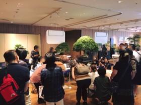 五代目山田香織先生によるトークショーの様子
